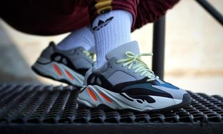 6c84fe05086d0a Here s How People Are Rocking The YEEZY Wave Runner 700 on IG