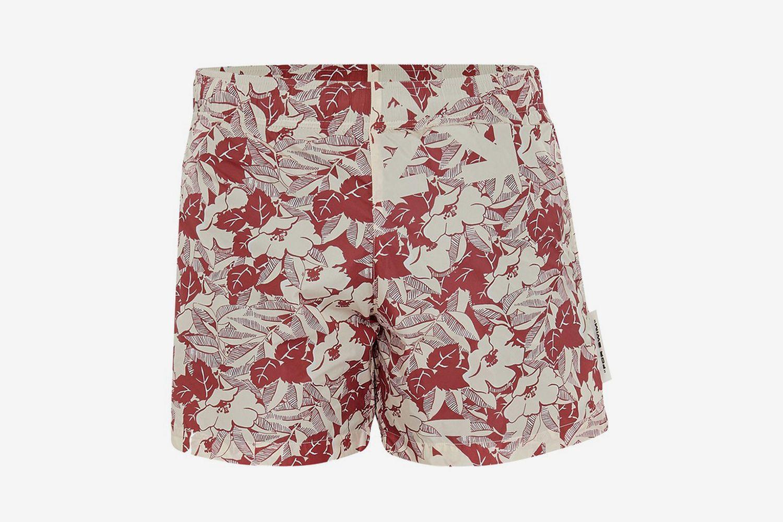 Flower Swim Shorts