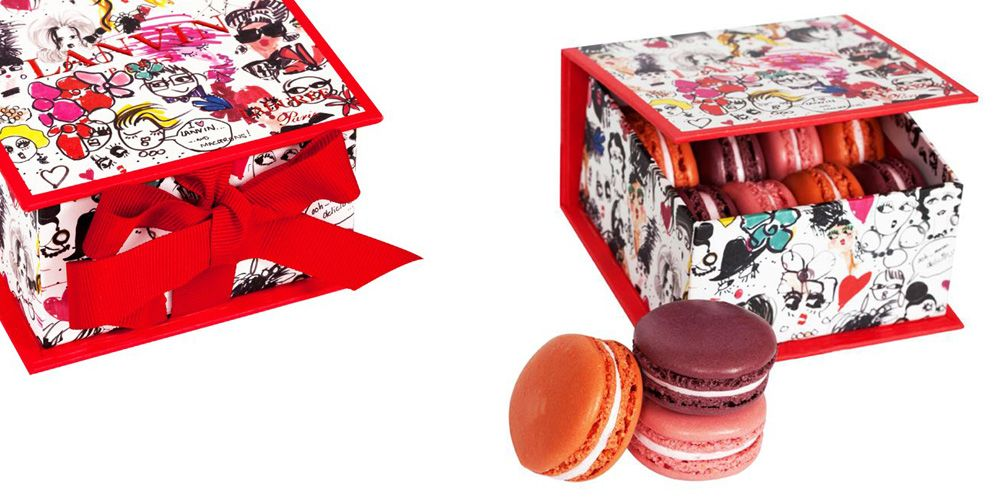 Lanvin and Ladurée Team Up on Special Bubble Gum-Flavored