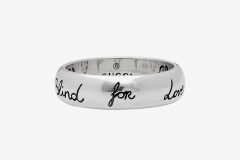 Blind For Love Ring