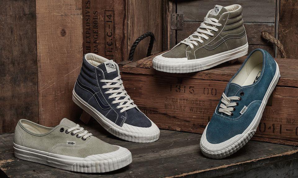 Vintage Suede Authentic | Shop Classic Shoes At Vans