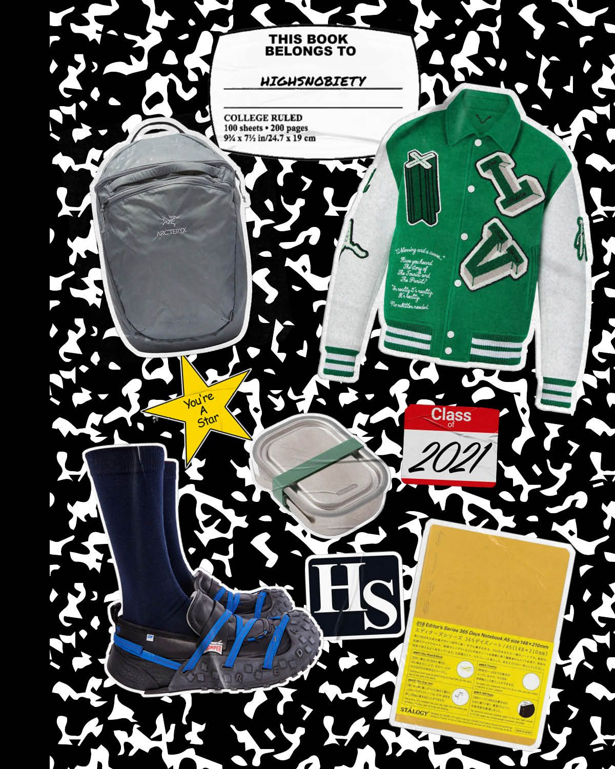 A Stylish Guide for Going Back to School IRL