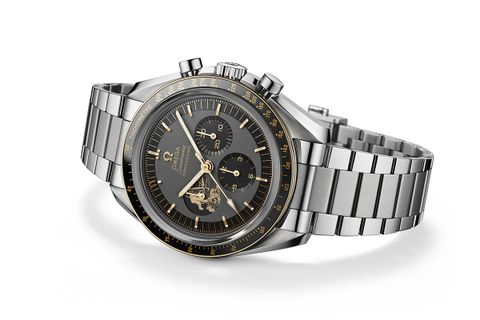 omega nasa speedmaster moon landing