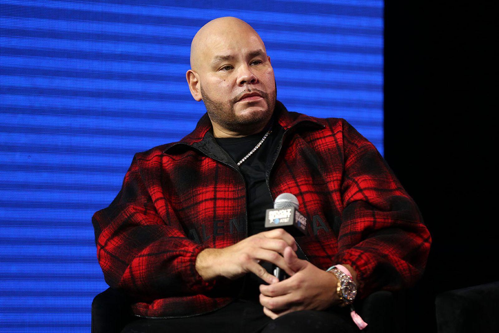 Fat Joe onstage at the REVOLT X AT&T Host REVOLT Summit