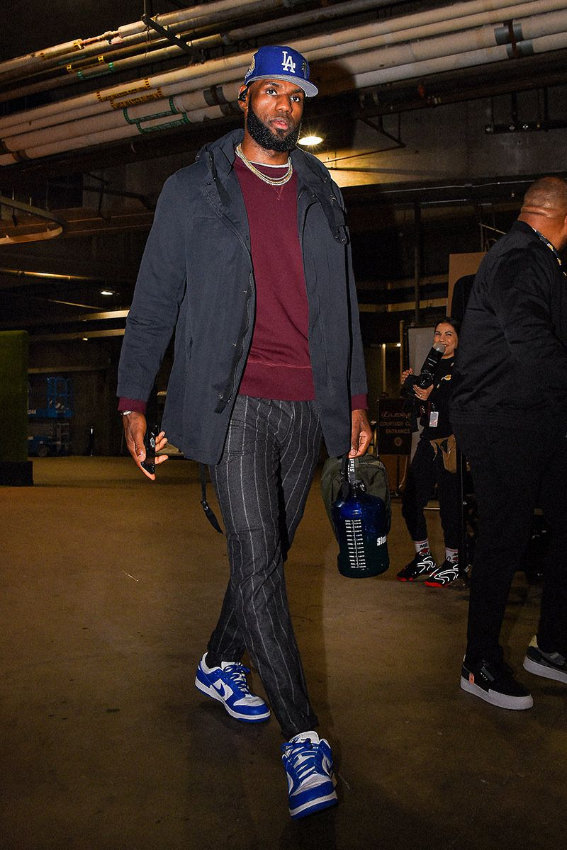 Lebron James' Best On & Off Court Sneaker Selections 18