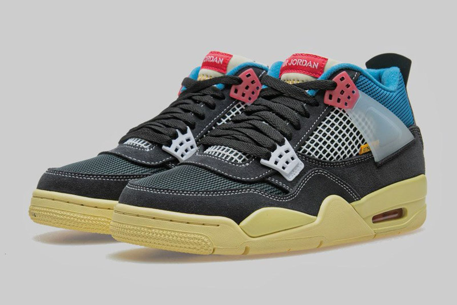 Union X Nike Air Jordan 4 How Where To Buy In Europe Today