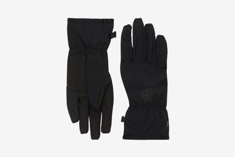 Logo Soft Shell Gloves