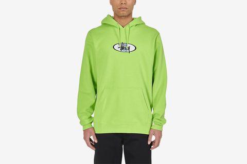 2 Bar Hooded Sweatshirt