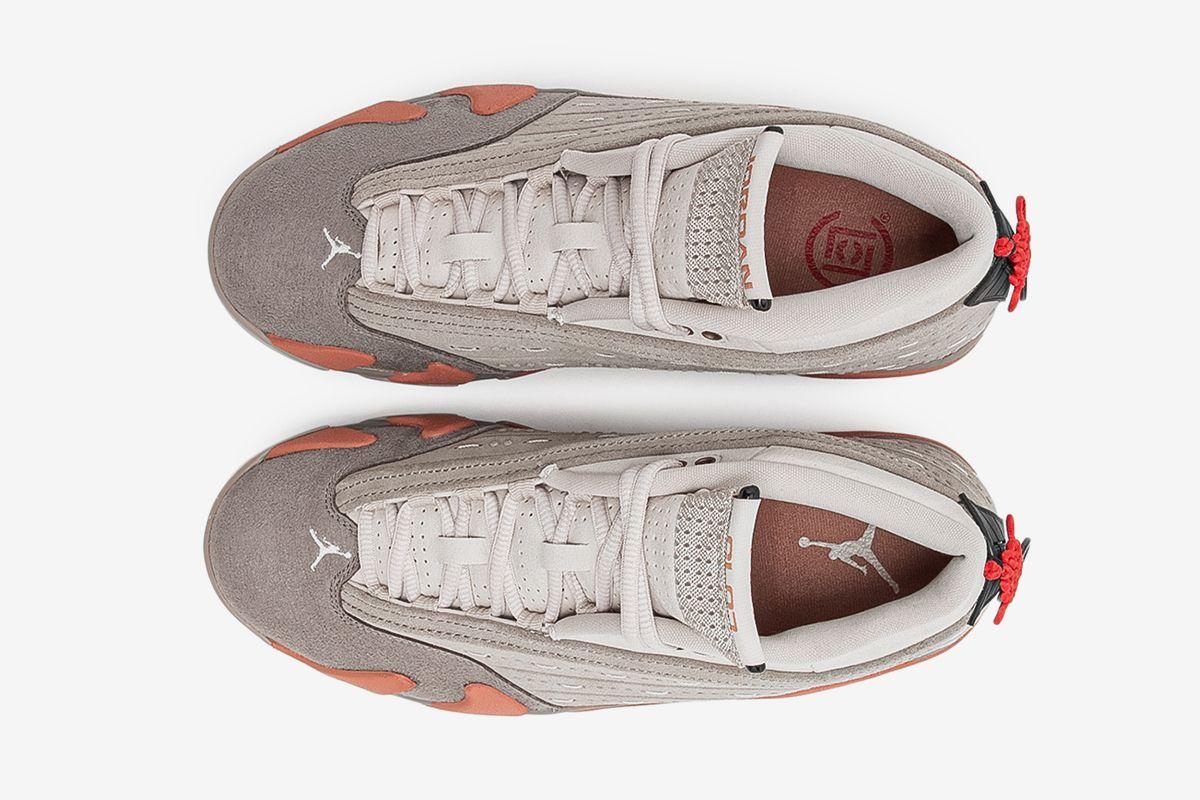 "CLOT Revisits ""Terracotta"" Theme for New Air Jordan Collab 21"