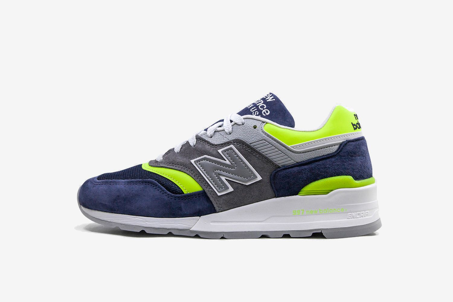 "M997 ""Blue Lime"""