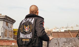 Alpha Industries' Second FW18 Drop Continues Its World Tour