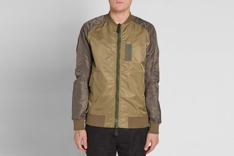 Maharishi Ergonomic MA-1 Jacket
