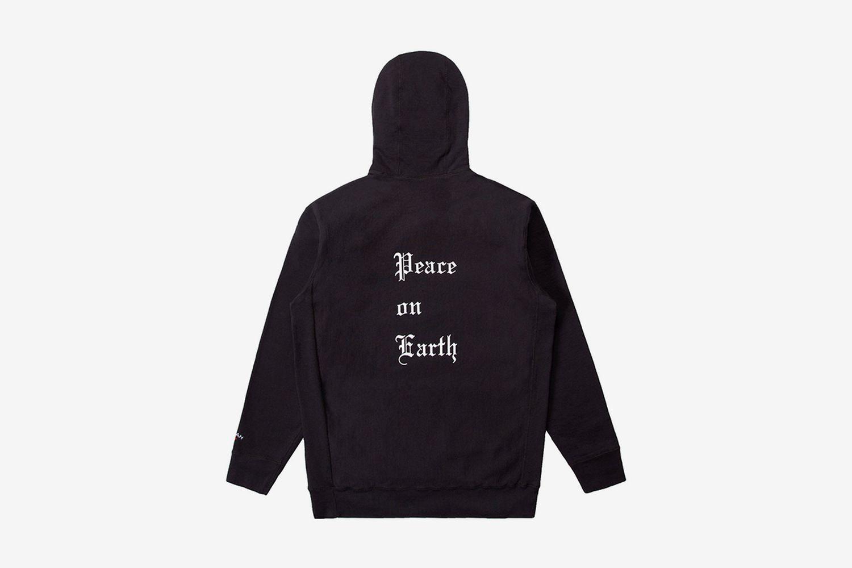 Peace On Earth Hoodie