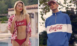 KITH & Coca-Cola Debut Summer Collection