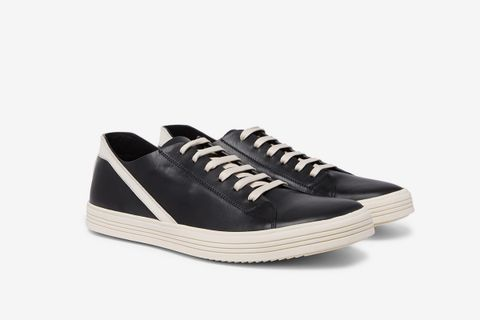 Geotrasher Leather Sneakers