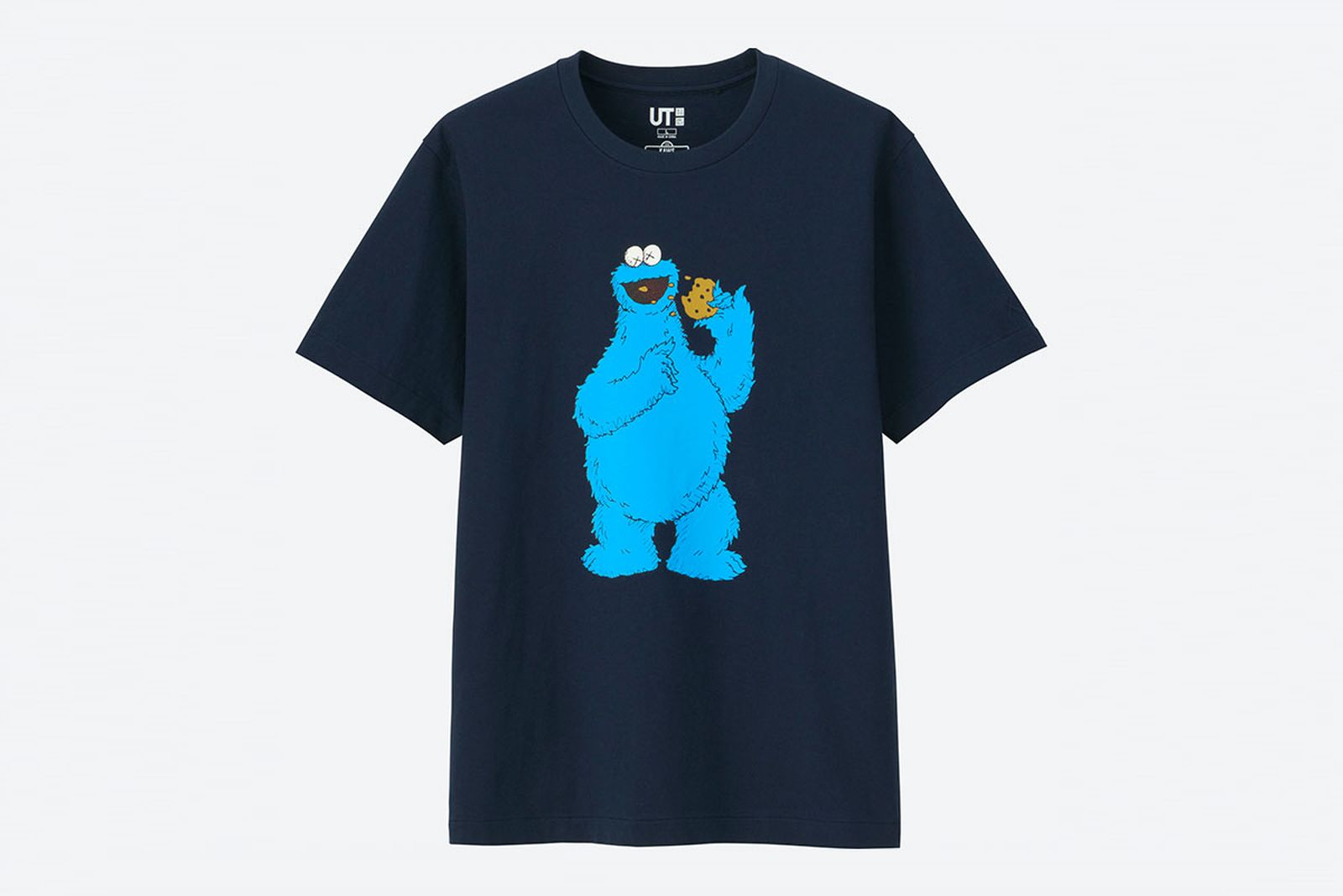 uniqlo kaws sesame adults sesame street uniqlo ut
