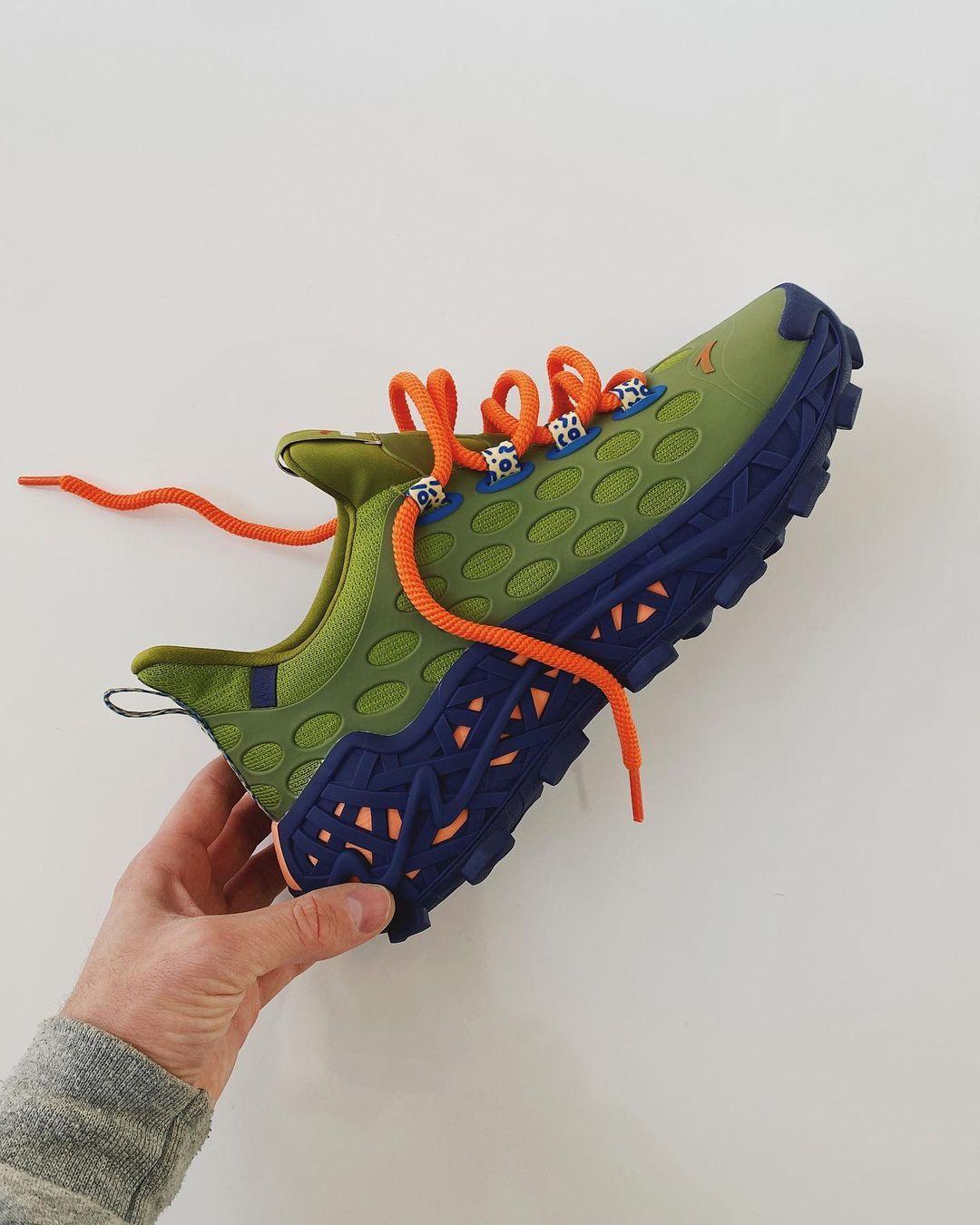Salehe Bembury's Latest Sneaker Collab Is Funky & We Like It 3