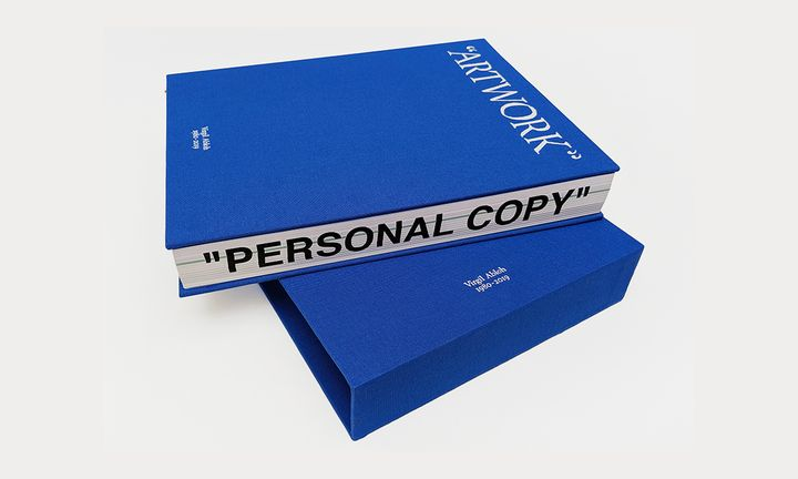 Virgil Abloh Figures of Speech Special Edition
