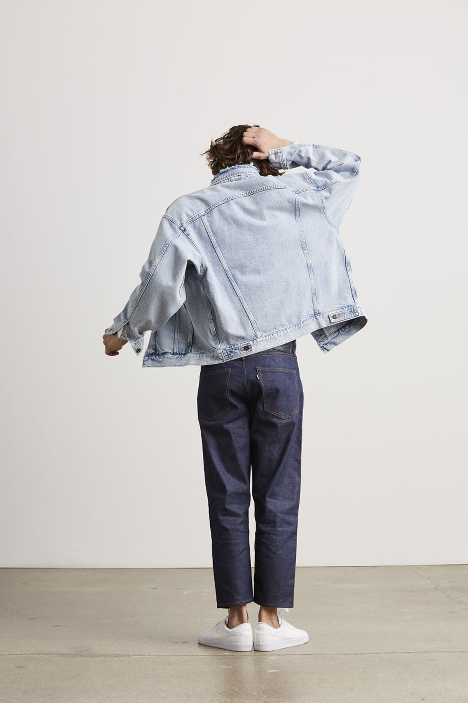 15levis made and crafted ss19 lookbook Levi's