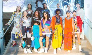 '47 & Pratt Institute Highlight Rising Designers With Redesign Fashion Show