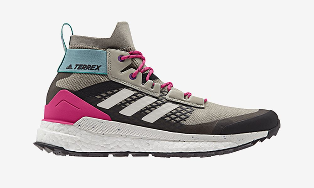 5011c6920 adidas  Boost Terrex Free Hiker Receives a Poppin  Second Colorway