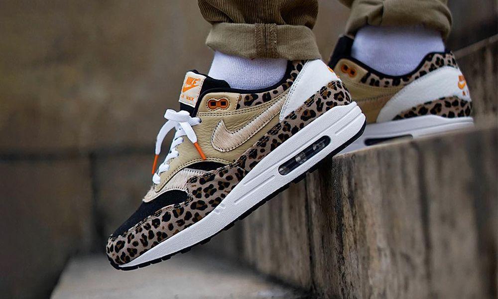 "Custom Nike Air Max 1 ""Leopard"" & More Feature in This Week's Best Instagram Sneaker Photos"