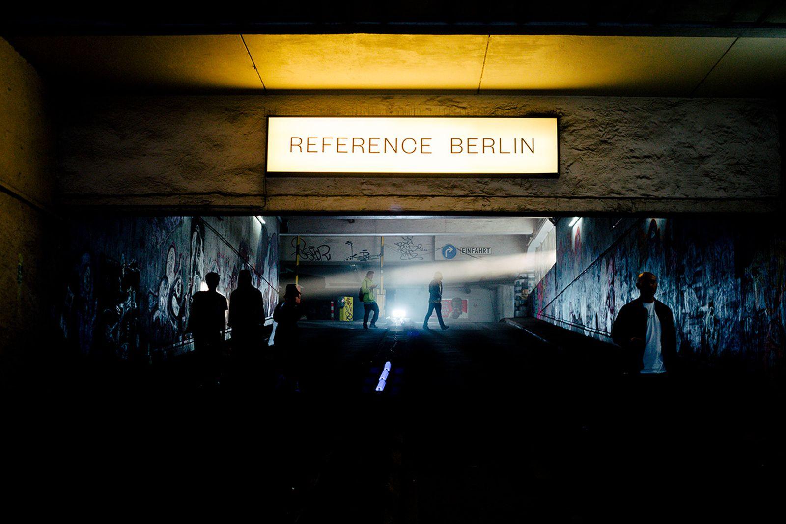 reference berlin highsnobiety Reference Studios