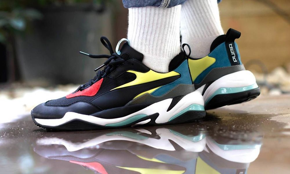 PUMA Thunder Spectra First Look Highsnobiety  Highsnobiety