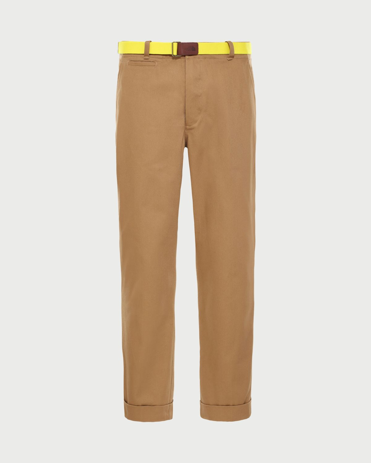 The North Face Brown Label — Twill Trouser Utility Brown Men - Image 1