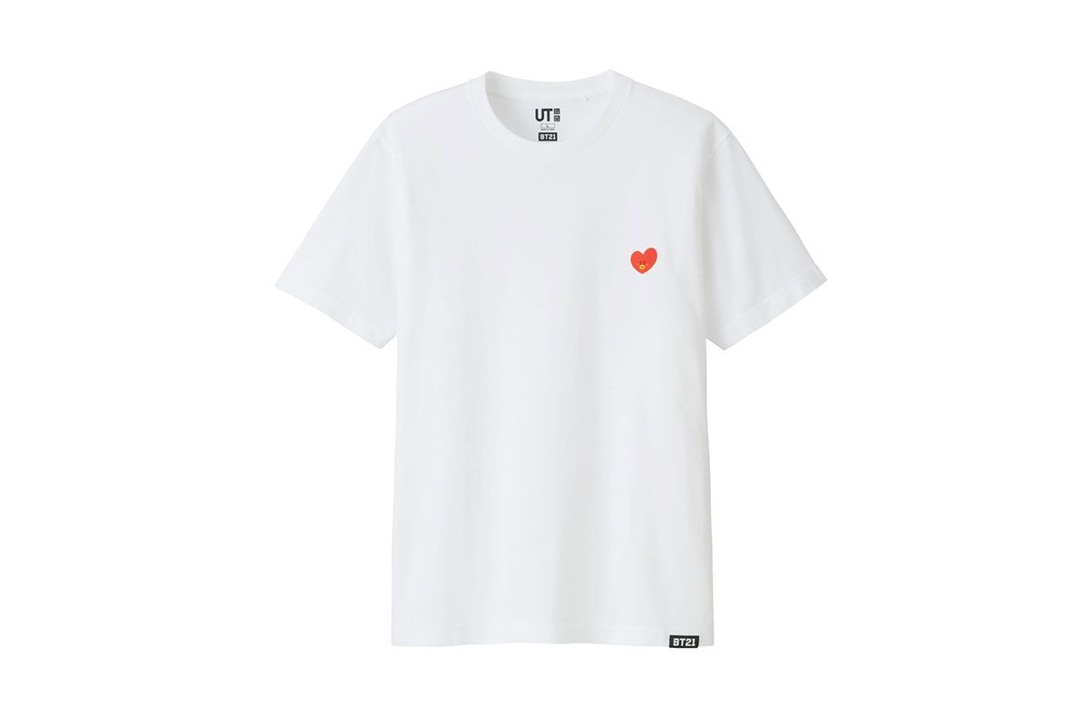 Uniqlo Taps K-Pop Idols BTS for Adorable New T-Shirt Collab