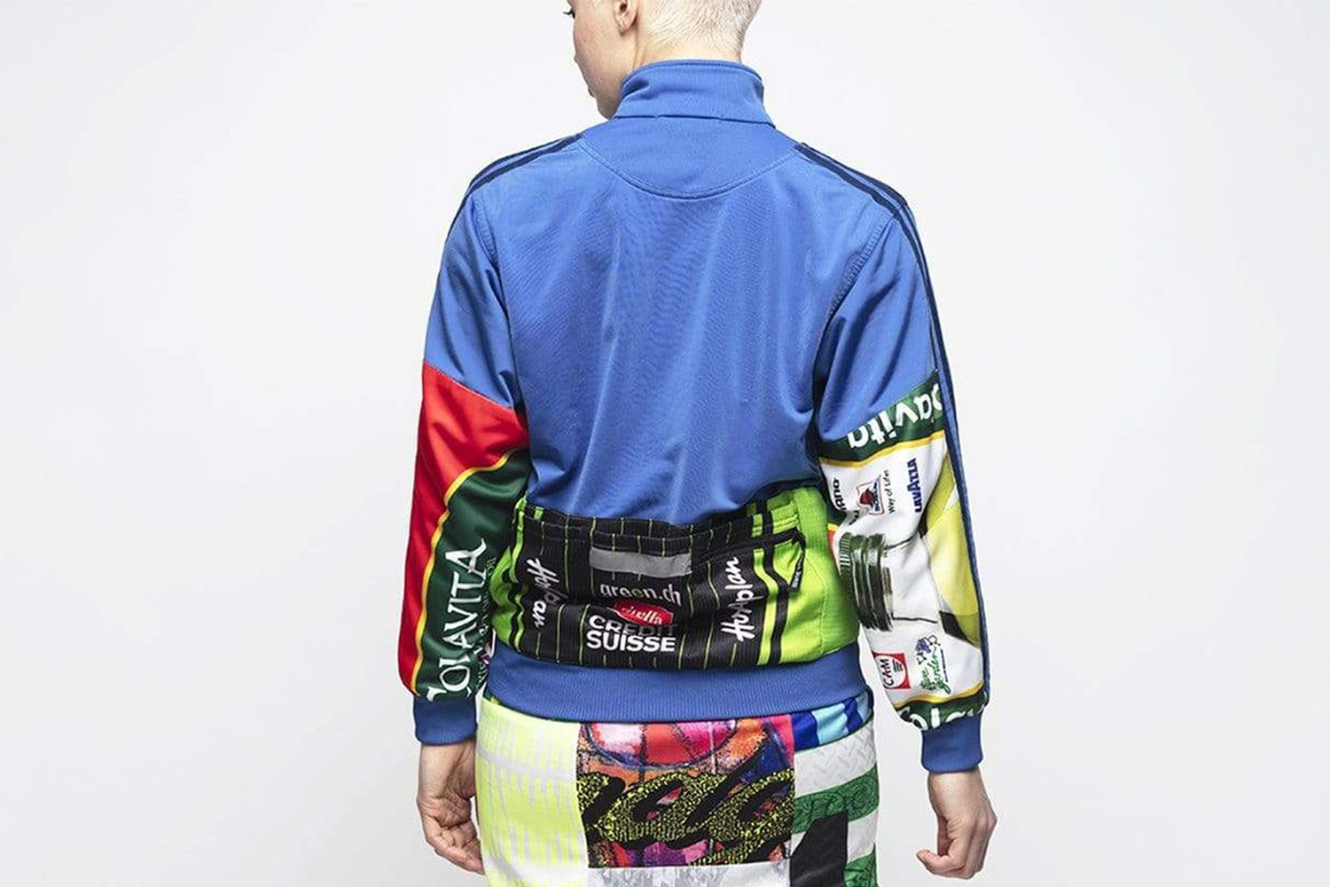 Premium Reworked Track Top