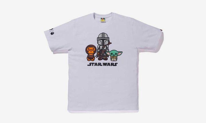 BAPE The Mandalorian T-shirts
