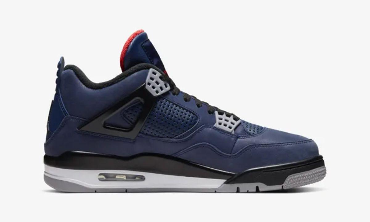 Nike's Winterized Air Jordan 4 Is Arriving Tomorrow