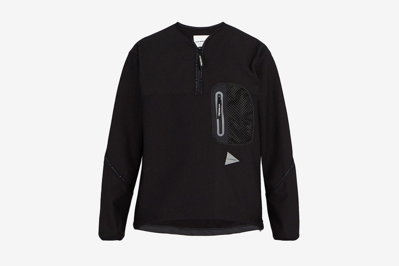 Fleece Sweatshirt