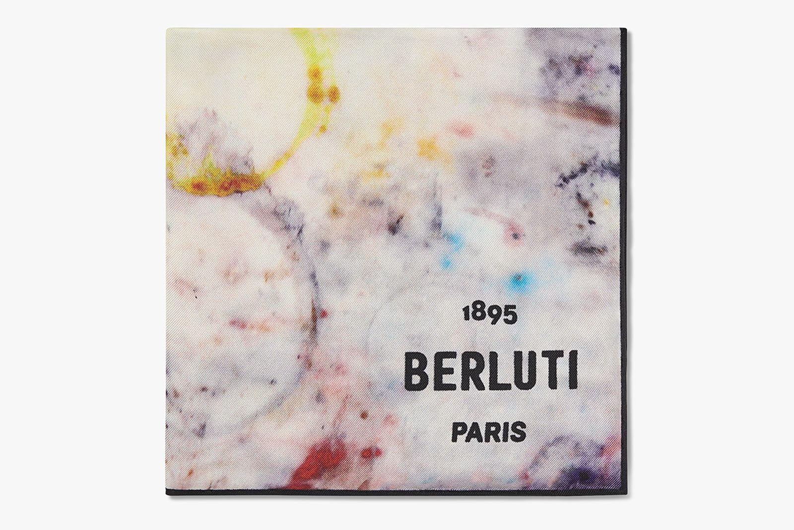 berluti winter 2019 20 marble print kris van assche