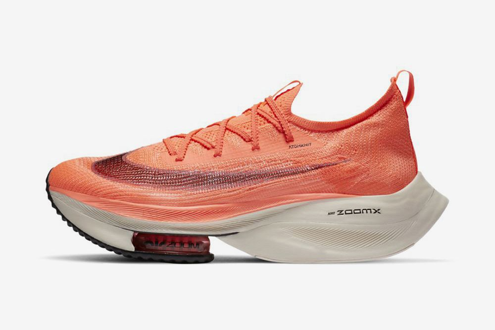 "Nike Air Zoom Alphafly NEXT% ""Orange"""