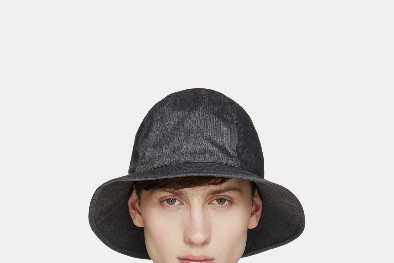 Gabardine Bucket Hat