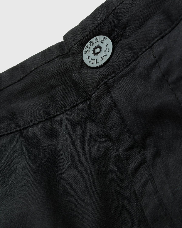 Stone Island – Pants Black - Image 7
