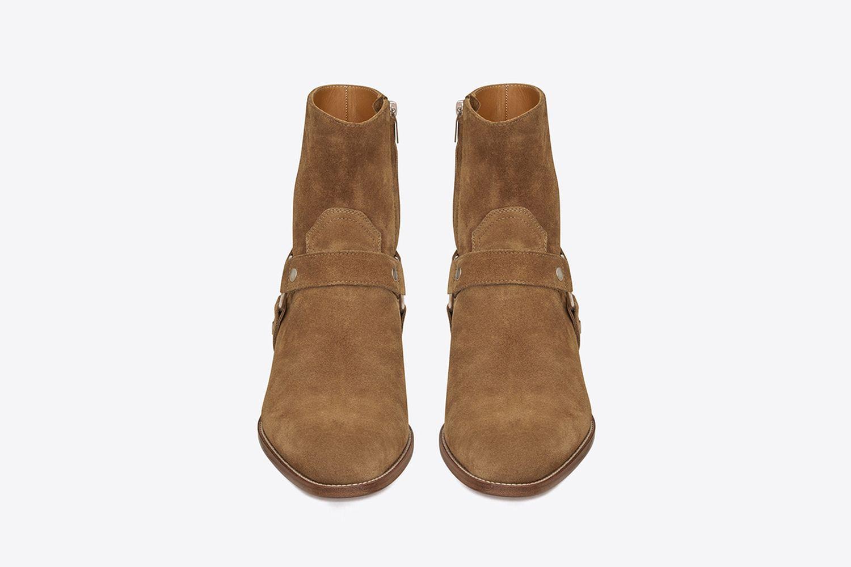 Wyatt 40 Harness Boot