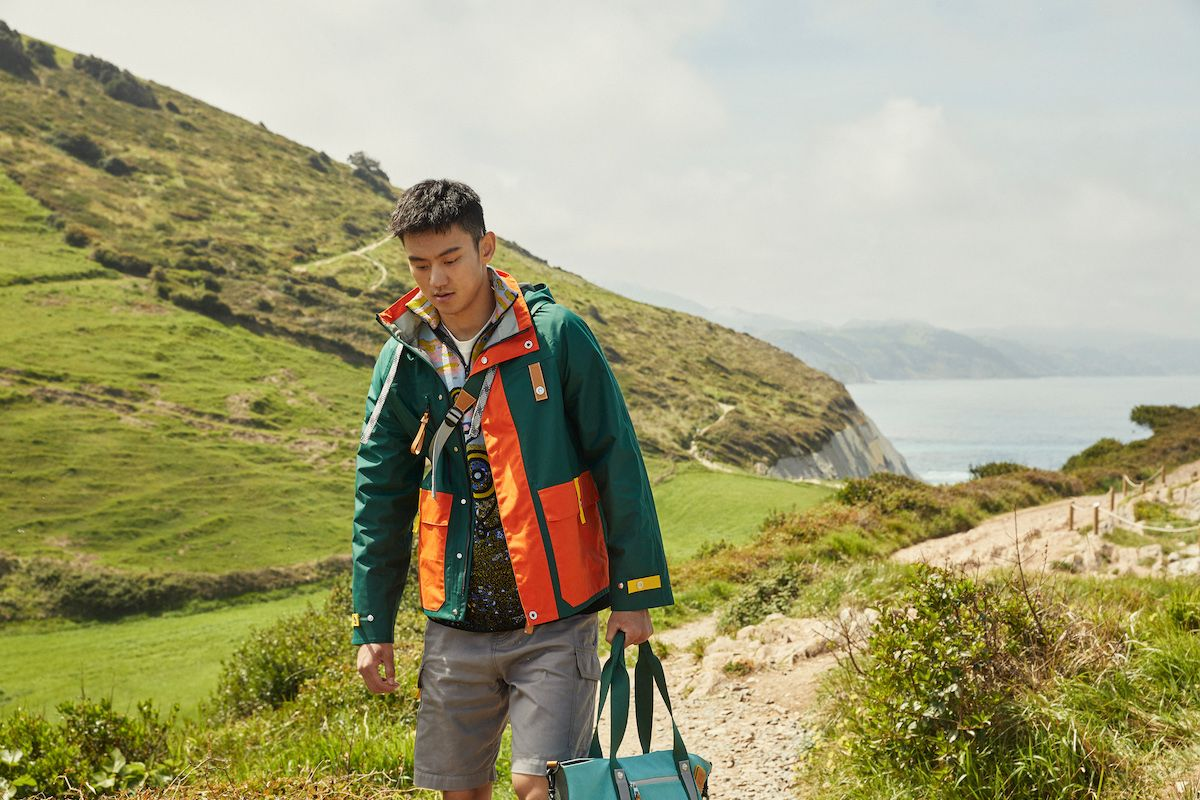 LOEWE Drops a Range of Technical Menswear for New Fall Collection