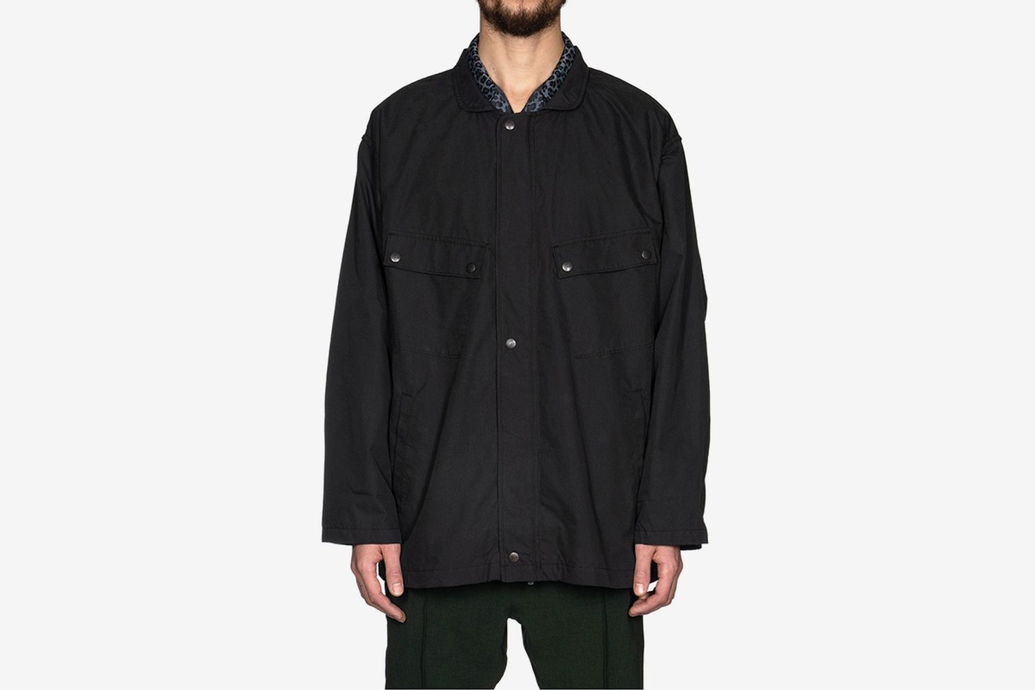 Chemical Protective Jacket