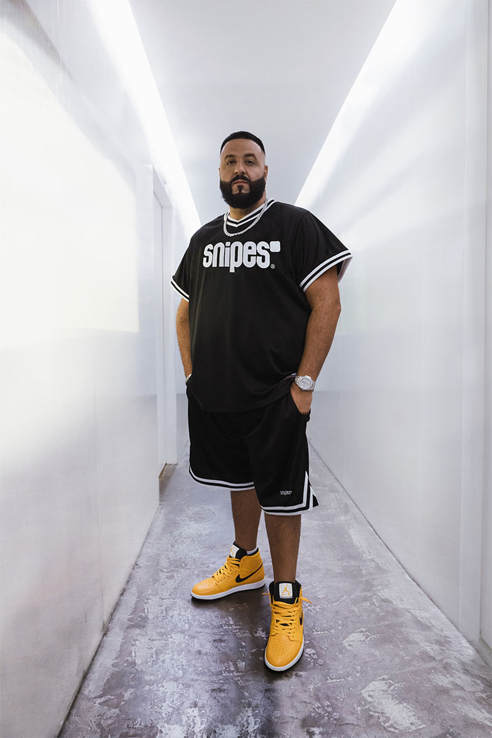 dj khaled snipes collection Air Jordan 1 Mid