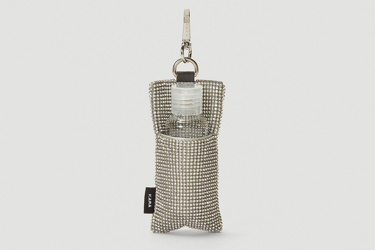 Chain Mail Sanitiser Pouch
