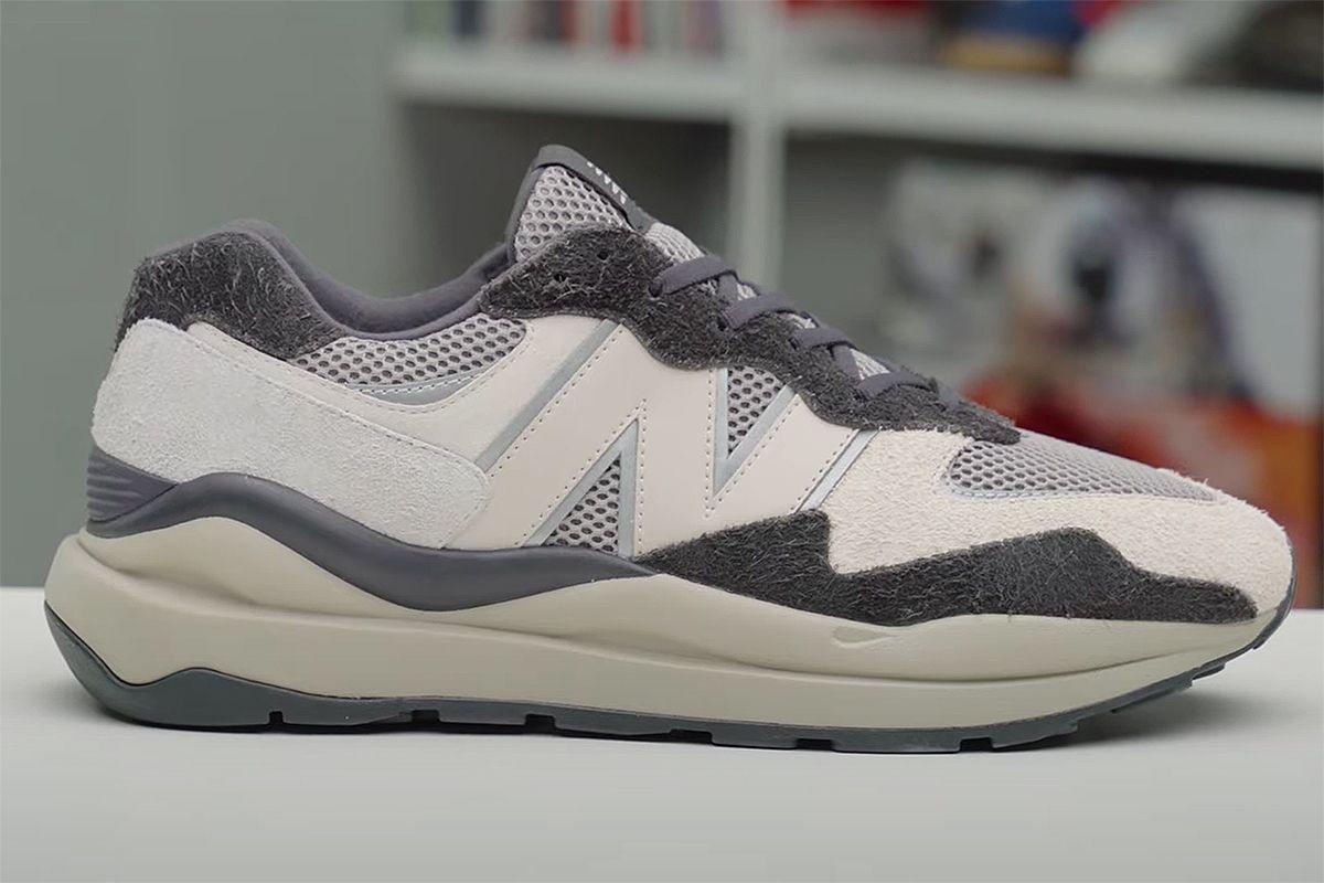 size? Knows Nobody Does Grey Like New Balance 3