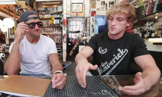 """Casey Neistat Interviews Logan Paul on Viral """"Suicide Forest"""" Video & Being Culturally Insensitive"""