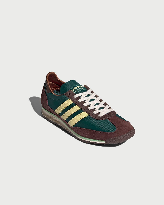 Adidas x Wales Bonner - SL72 Maroon - Image 3