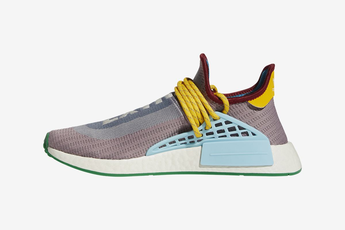 Pharrell's First adidas HU NMDs of the Season Are Almost Here 14