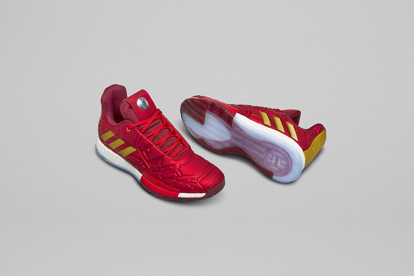 marvel adidas basketball sneakers release date price Avengers: Endgame