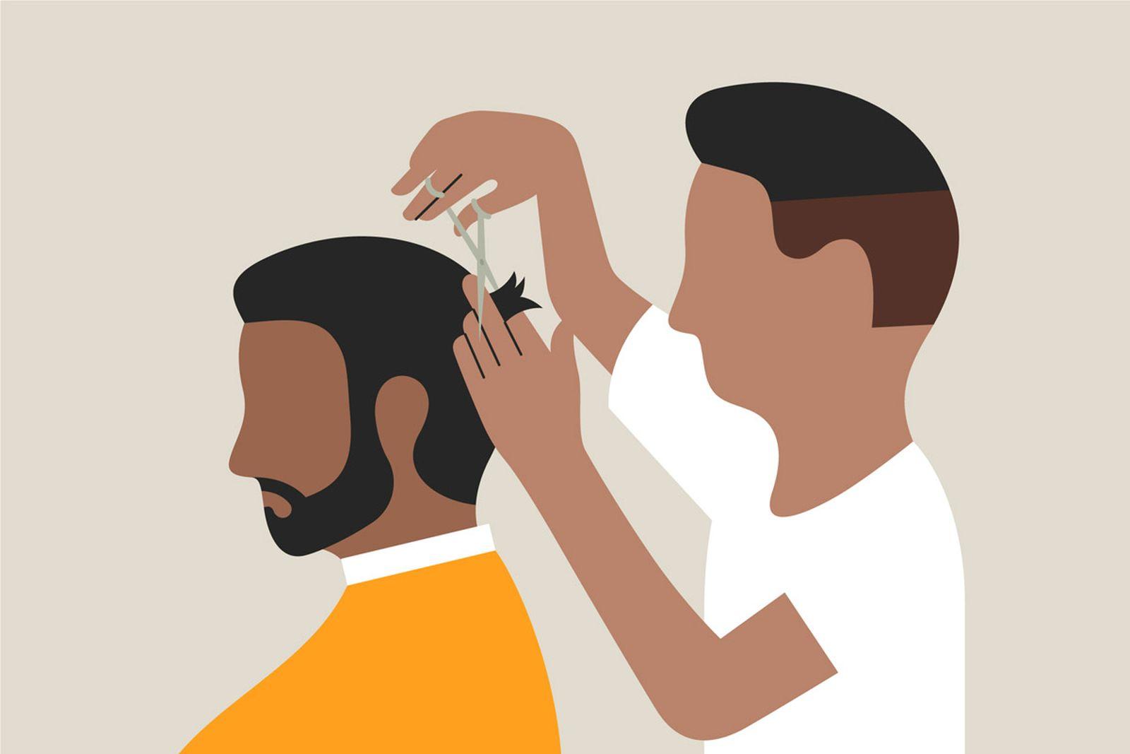 mens grooming habits Boka Maaplin braun
