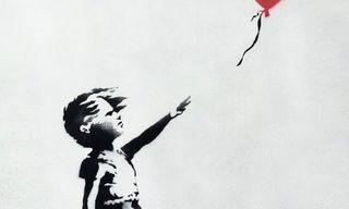 Banksy Artwork Self-Destructs After Selling for $1.4 Million